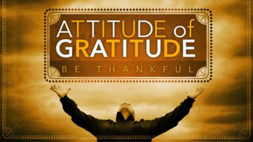 Trail Group Gratitude Meeting
