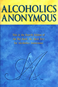 Alcoholics Anonymous Books - Big Book 4th Edition