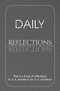 Alcoholics Anonymous Books - Daily Reflections