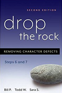 Alcoholics Anonymous Books - Drop The Rock