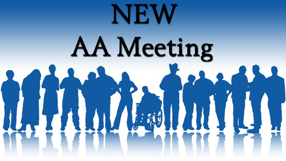 New AA Meeting - Toledo, Ohio
