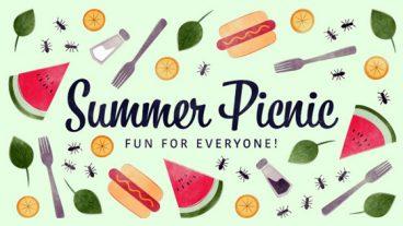 AA Summer Picnic