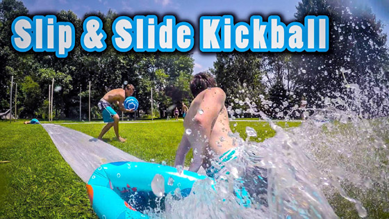 NOCYPAA - Slip and Slide Kickball
