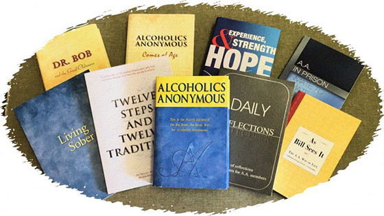 Alcoholics Anonymous Books Online
