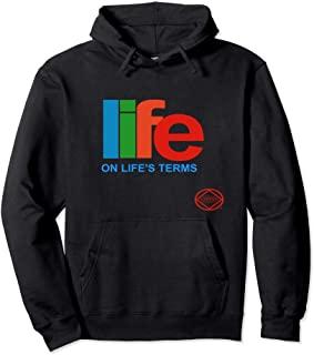 Life on Life's Terms - AA Hoodie