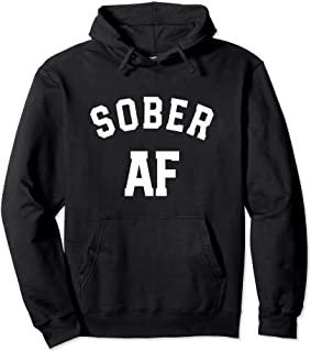 Sober AF - AA Hoodie
